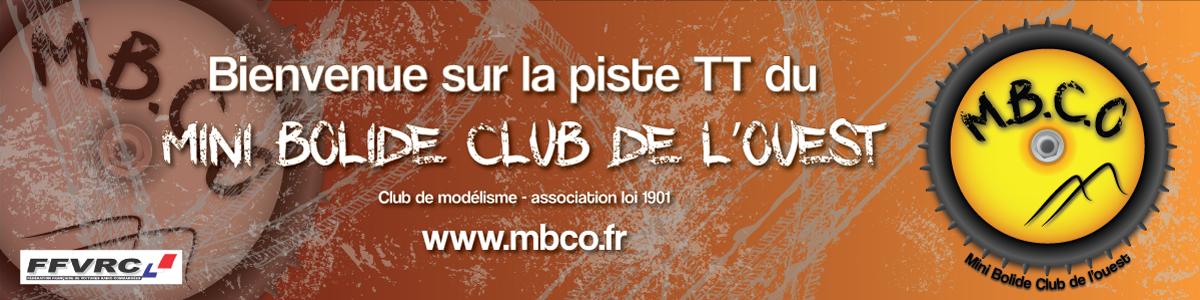 Création graphique pour le club: T-shirt, bâche, enjoliveur MBCO-Banniere